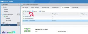 use host-client to change hostname in esxi
