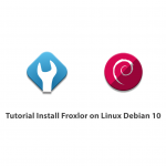 Tutorial Install Froxlor on Linux Debian 10