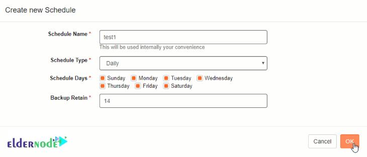 Multi schedules