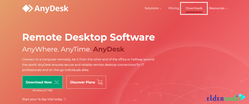 how to download anydesk
