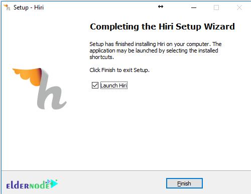 how to install hiri on windows server