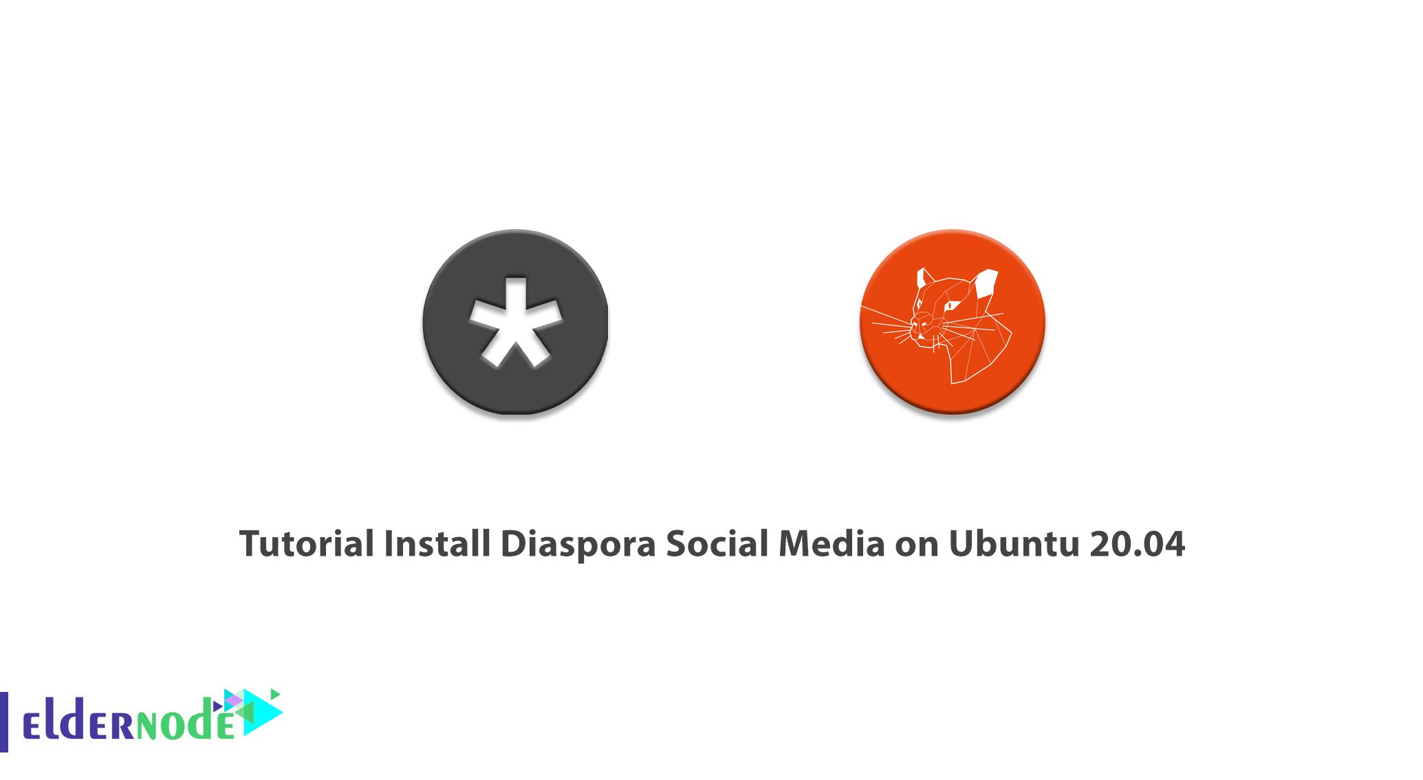 Tutorial Install Diaspora Social Media on Ubuntu 20.04