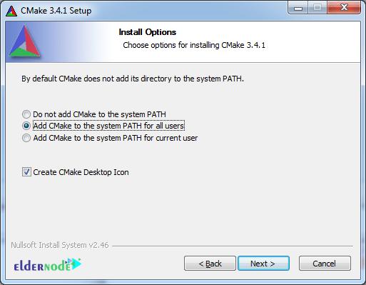 install option