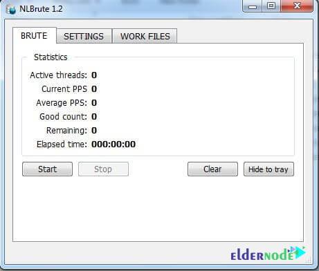 nlbrute software to crack rdp admin