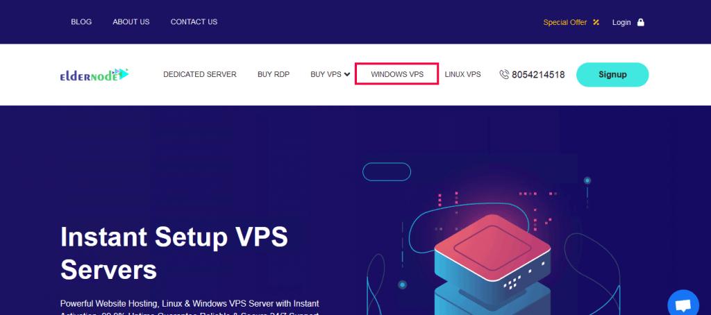 how to buy win vps
