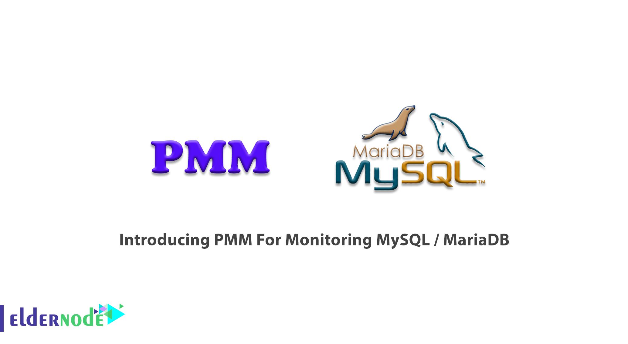 Introducing PMM For Monitoring MySQL-MariaDB