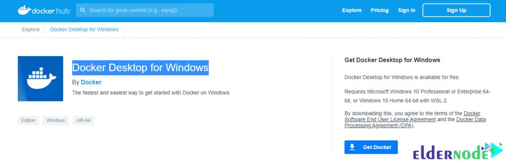 how to download docker desktop