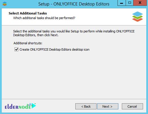 create onlyoffice desktop icon