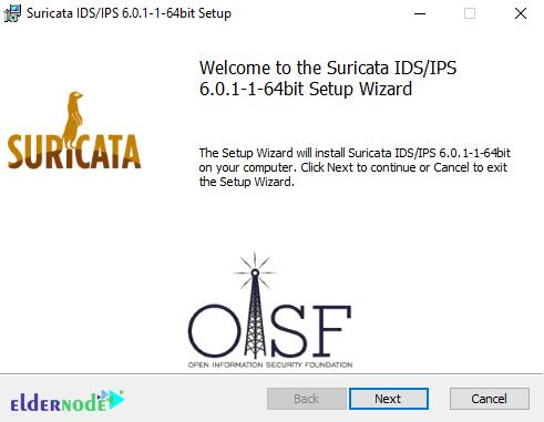 how to install suricata on windows rdp