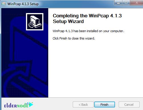 how to install winpcap on windows 10 rdp