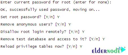 How to Configure MariaDB Database