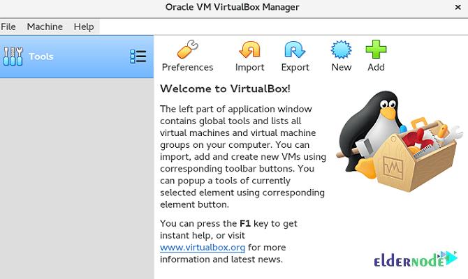 How to run VirtualBox 6.1 on Fedora 33
