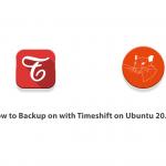 How to Backup on with Timeshift on Ubuntu 20.04