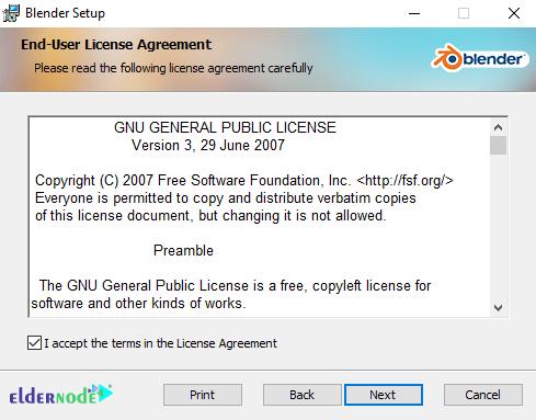 license agreement