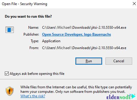 how to install jitsi on windows 10
