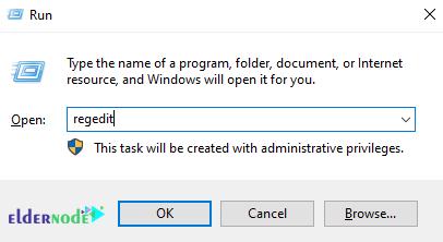 registry setting