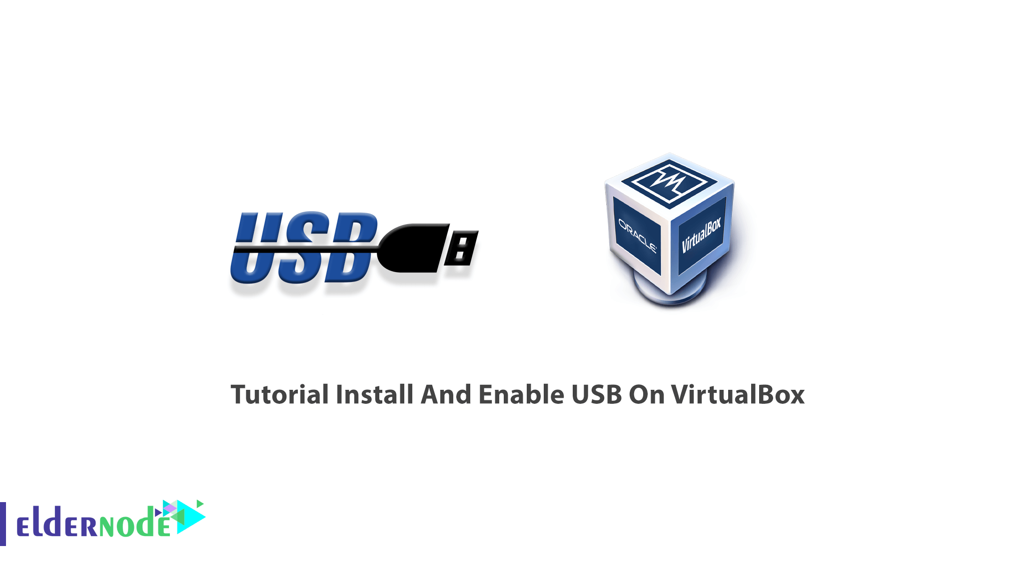 Tutorial Install And Enable USB On VirtualBox