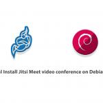 Tutorial Install Jitsi Meet video conference on Debian 10 - 9