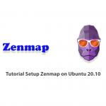 Tutorial Setup Zenmap on Ubuntu 20.10