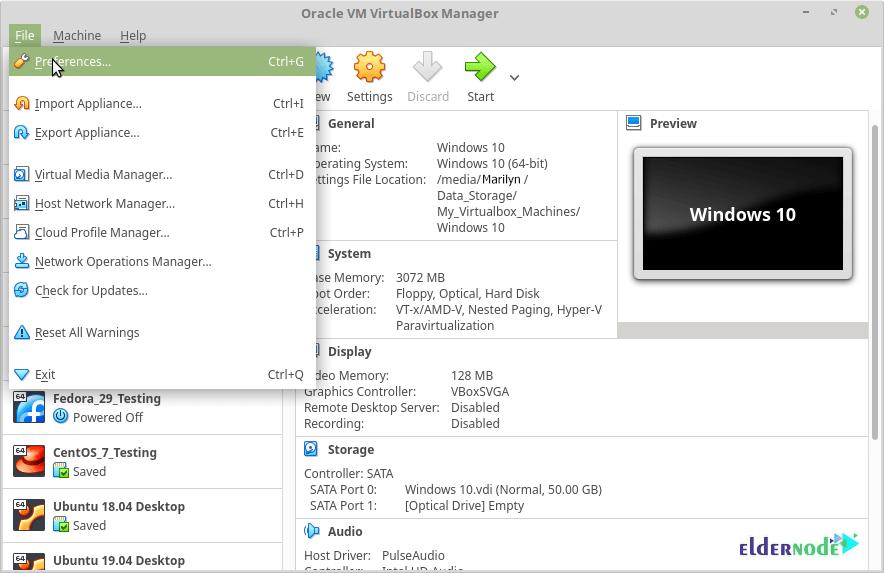 access USB on VirtualBox