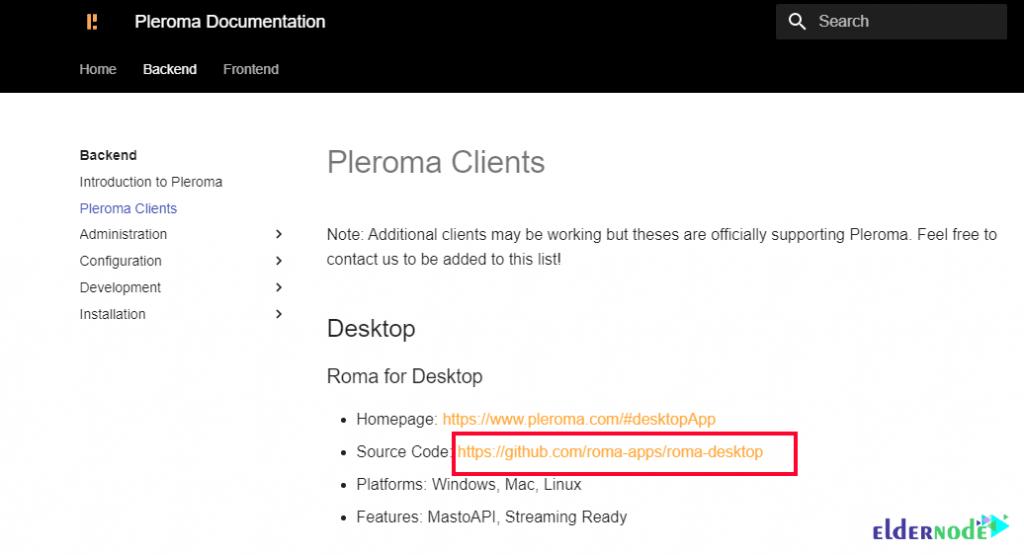 how to download pleroma on desktop