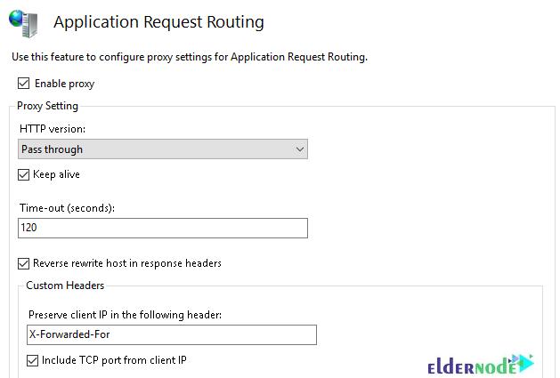How to Configure Reverse Proxy on IIS