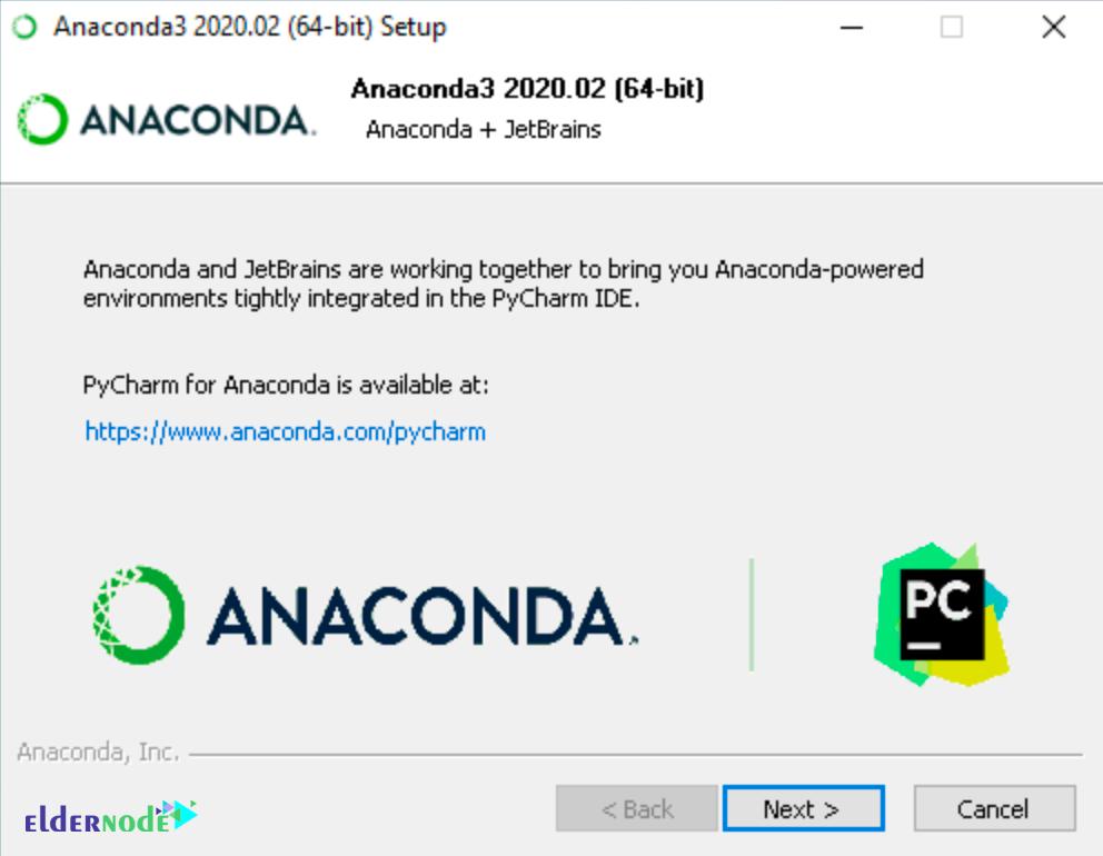how to install anaconda on windows 10 rdp