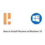 How to Install Pleroma on Windows 10