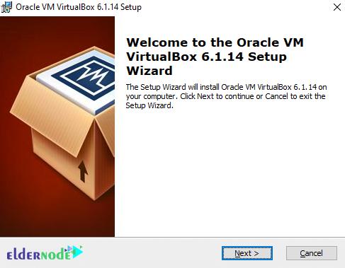 Oracle VM VirtualBox installation