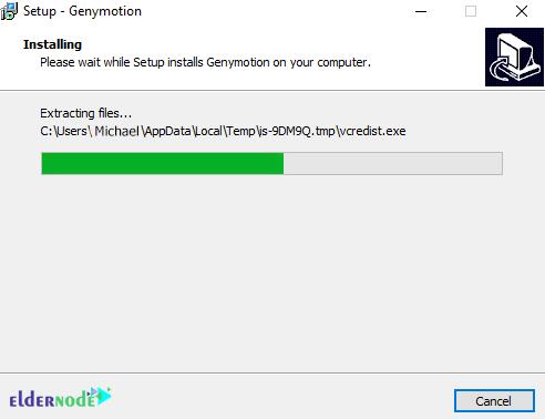 installing Genymotion