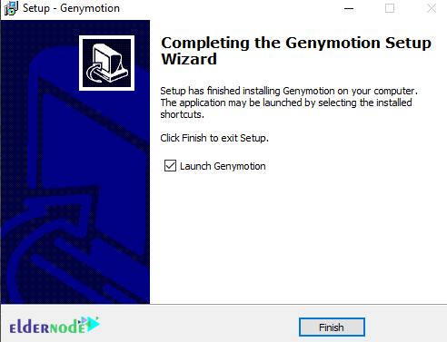 installation of Genymotion on windows vps