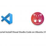Tutorial Install Visual Studio Code on Ubuntu 21.04
