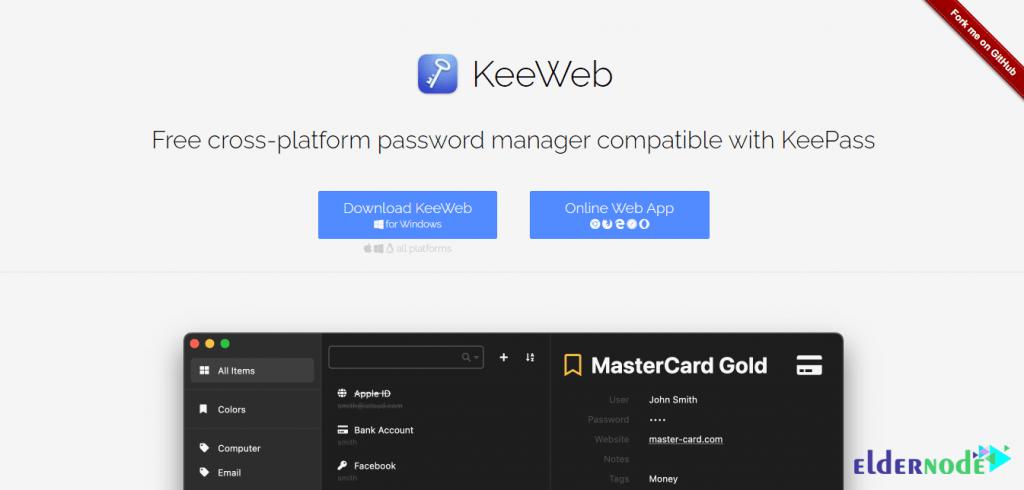 download keeweb to windows