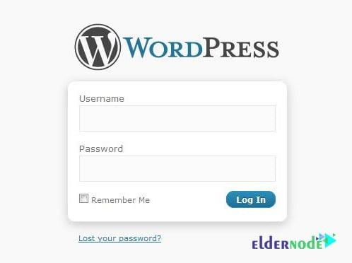how to login to wordpress dashboard