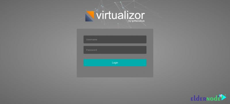 How to access Virtualizor on CentOS 7