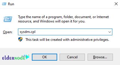 run settings on windows