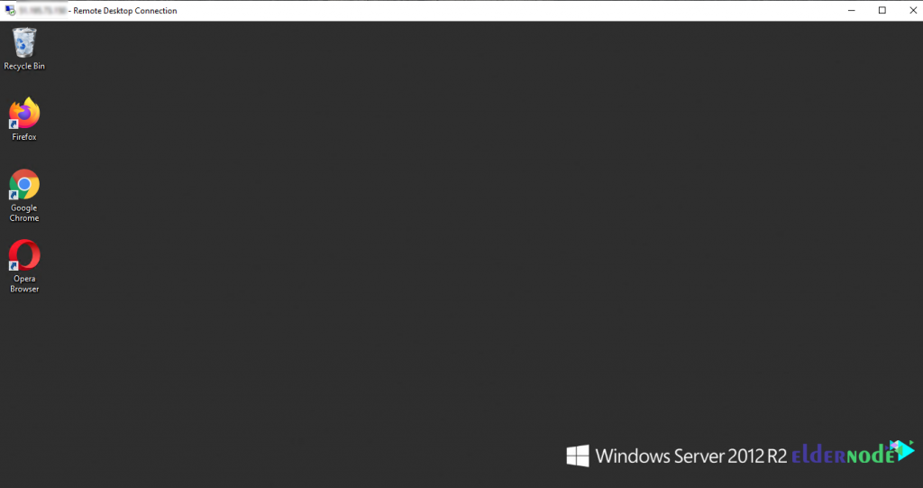 windows rdp environment