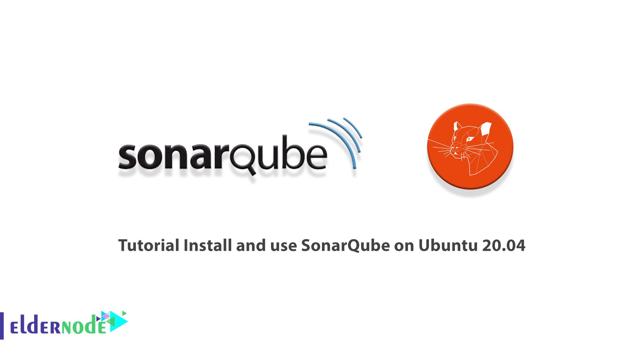 Tutorial Install and use SonarQube on Ubuntu 20.04