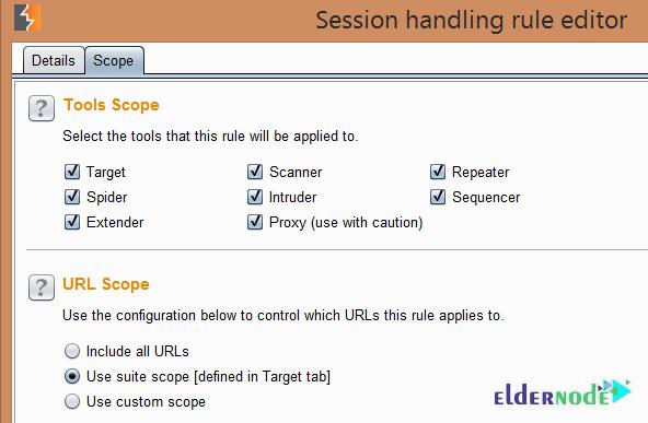 tools scope