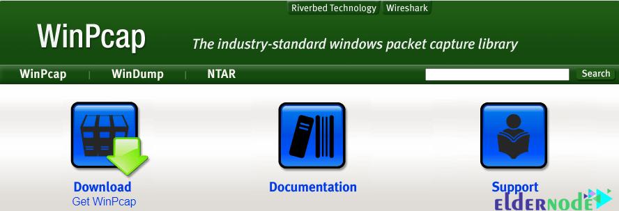 download winpcap on windows