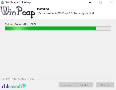 winpcap on windows