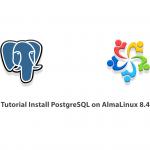 Tutorial Install PostgreSQL on AlmaLinux 8.4